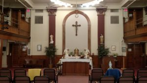 St. Augustine Manor Chapel
